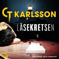 Deckarförfattare C T Karlsson Falkenbergsmorden Läsekretsen som utspelar sig i Halland