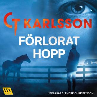 Deckarförfattare C T Karlsson har påbörjat en ny deckarserie Morden i Halland där Förlorat Hopp är första delen och utspelar sig i Glommen längs den halländksa kusten norr om Falkenberg.