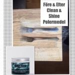 Clean & Shine Polermedel-Bestick-