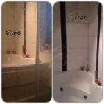 Clean-&-Shine-Kalkrent-Glasvägg-badkar