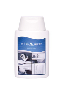 Clean & Shine Bathroom - CLEAN & SHINE BATHROOM