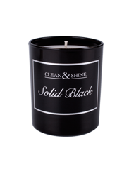 Clean & Shine Solid Black
