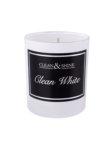 Clean White - Clean White Candle