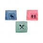 Cleaning Cloth 3 piece - Cleaning Cloth package of 3