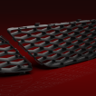 9-5 02-05 Honeycomb grille - Molded smooth pre-order