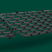 9-5 02-05 Honeycomb grille