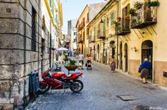 Tarquinia, Italien