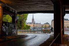 Stockholm lite underifrån
