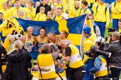 Finnkampen 2012, Nya Ullevi. Carolina Klüfts sista tävling