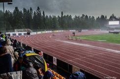 Skyfall över SM i friidrott 2014, Umeå
