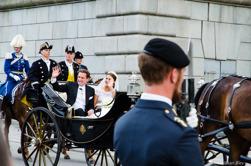 Prinsessbröllop, Stockholm