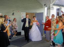 Bröllop i Vidablick, Norrköping