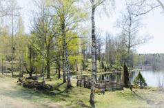 Vårljus i Bråbygden
