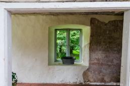 Fönster - Orangeriet på Hovdala slott