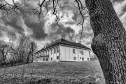 Marieborgs Herrgård, numera folkhögskola