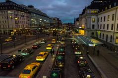 Utanför Stockholms central
