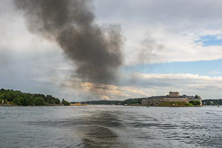 Vaxholms fästning