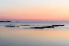 Soluppgång över Östersjön