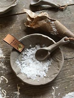 Salt & peppar concrete -