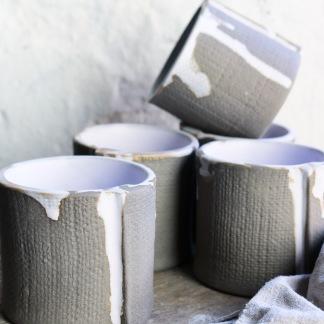 Kaffemugg Concrete -