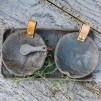 Salt & peppar Stone grey
