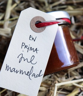 Marmelad -