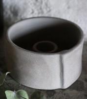 Ljusstake Raw concrete