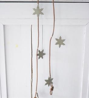 Dekoration stjärnor -
