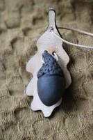 Ekollon keramik/läder black