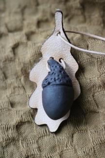 Ekollon keramik/läder black -