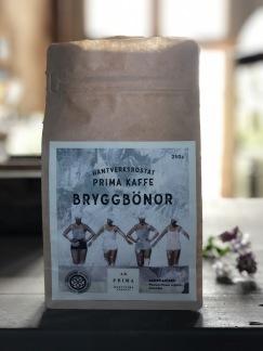 Kaffe Bryggbönor - Nymalet