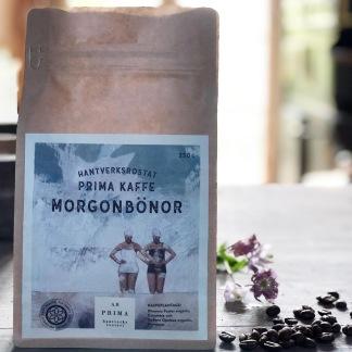 Kaffe Morgonbönor - Nymalet