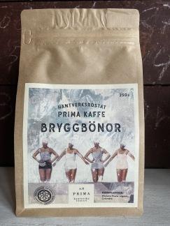 Kaffe Bryggbönor - Nymalet (bryggkaffe)