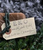 Fast eko-tvål Citrongräs