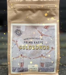 Guldbönor - Nymalet bryggkaffe