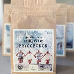Bryggbönor - Nymalet bryggkaffe