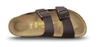 BIRKENSTOCK ARIZONA BRUN NORMAL - Birkenstock Arizona brun 40