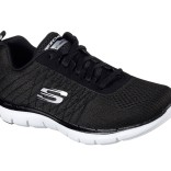 Skechers Womans flex Appeal Black