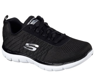 Skechers Womans flex Appeal Black - Skechers Womans flex Appeal Black 36