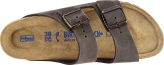 BIRKENSTOCK ARIZONA HABANA BRUN - Birkenstock Arizona Habana brun 37