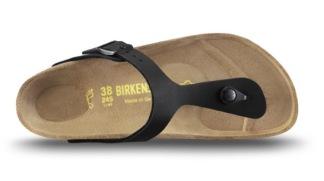 BIRKENSTOCK GIZEH SVART - Birkenstock Gizeh svart 36