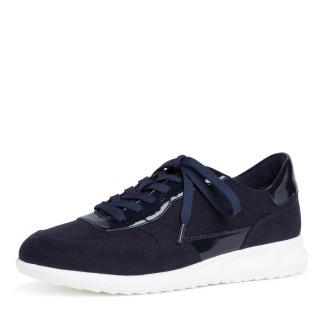 Tamaris Sneakers Tyg blå - Tamarissneakers blå 36