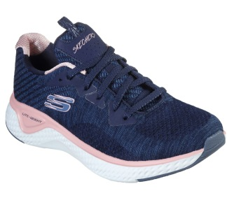 Skechers Womans solar fuse blue - 37