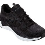 Skechers Womans solar fuse Black