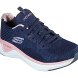 Skechers Womans solar fuse blue
