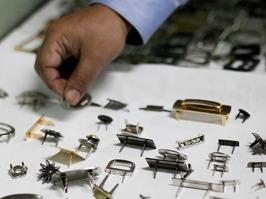 Beslagsfabriken tar fram de metalldetaljer vi vill ha