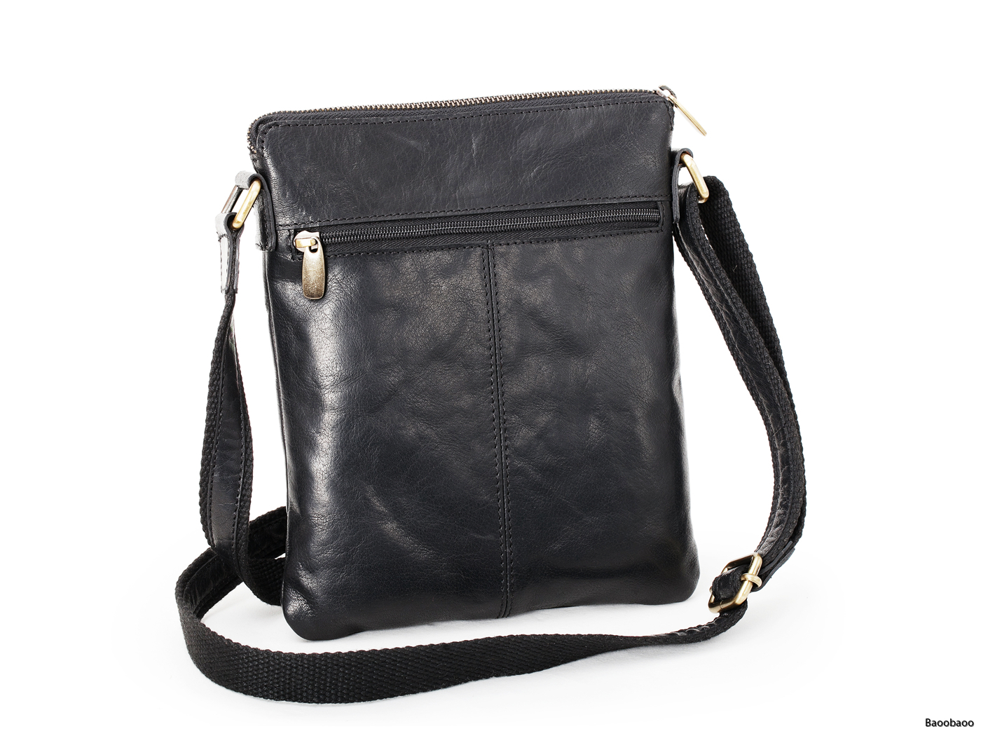 Shoulderbag Small Black Back