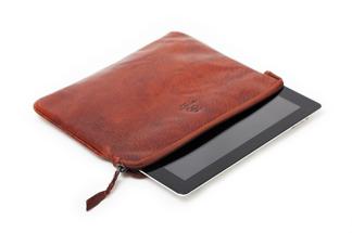Baoobaoo Sleeve iPad Air. - Brandy