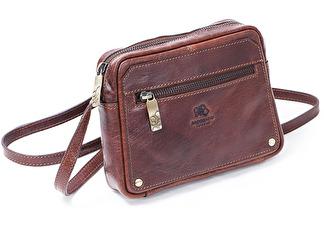 Baoobaoo Shoulderbag Mini. - Brandy