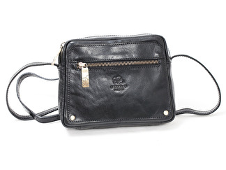 Baoobaoo Shoulderbag Mini. - Black